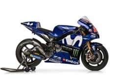 MotoGP Yamaha YZR M1 2018 Maverick Viñales 04