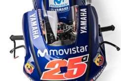 MotoGP Yamaha YZR M1 2018 Maverick Viñales 09