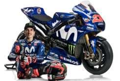 MotoGP Yamaha YZR M1 2018 Maverick Viñales 12