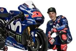 MotoGP Yamaha YZR M1 2018 Maverick Viñales 13