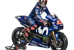 MotoGP Yamaha YZR M1 2018 Maverick Viñales 17