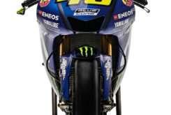 MotoGP Yamaha YZR M1 2018 Valentino Rossi 01