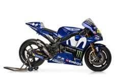 MotoGP Yamaha YZR M1 2018 Valentino Rossi 04