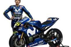 MotoGP Yamaha YZR M1 2018 Valentino Rossi 13