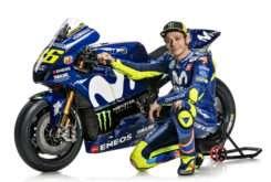 MotoGP Yamaha YZR M1 2018 Valentino Rossi 14