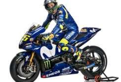 MotoGP Yamaha YZR M1 2018 Valentino Rossi 19