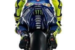 MotoGP Yamaha YZR M1 2018 Valentino Rossi 20