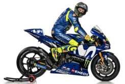 MotoGP Yamaha YZR M1 2018 Valentino Rossi 21