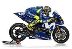 MotoGP Yamaha YZR M1 2018 Valentino Rossi 22