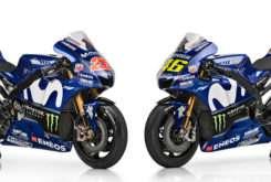 MotoGP Yamaha YZR M1 2018 Valentino Rossi Maverick Viñales 02