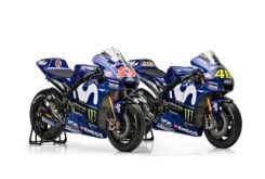 MotoGP Yamaha YZR M1 2018 Valentino Rossi Maverick Viñales 03