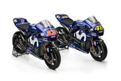 MotoGP Yamaha YZR M1 2018 Valentino Rossi Maverick Viñales 04