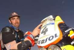 Nani Roma trayectoria Dakar 2