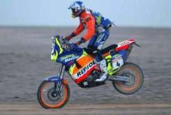 Nani Roma trayectoria Dakar 6