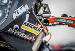 Sam Sunderland Dakar 2018 7
