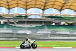 Test Sepang MotoGP 2018 Tercera jornada 19