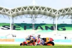 Test Sepang MotoGP 2018 Tercera jornada 23