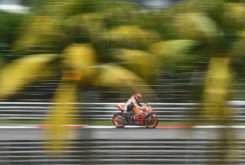 Test Sepang MotoGP 2018 Tercera jornada 4