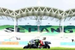 Test Sepang MotoGP 2018 Tercera jornada 51