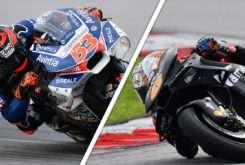 Tito Rabat Jack Miller Test Sepang MotoGP 2018