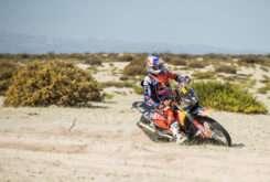 Toby Price undecima etapa Dakar 2018