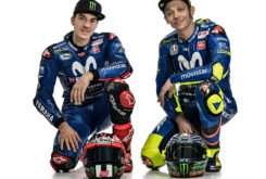 Valentino Rossi Maverick Viñales Yamaha MotoGP 2018 01