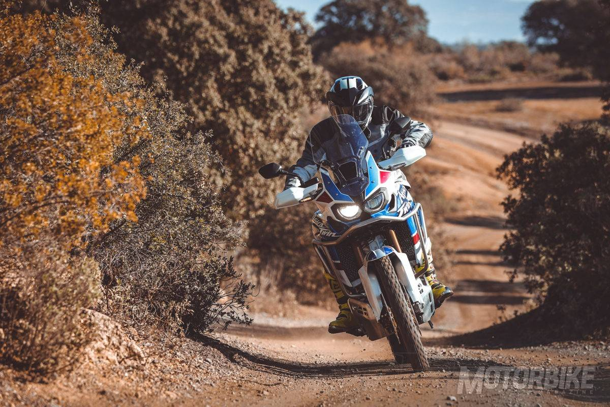 Prueba Honda Africa Twin Adventure Sports 2018 - Motorbike ...