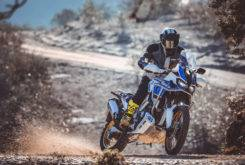 Honda Africa Twin Adventure Sports 2018 pruebaMBK 116