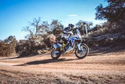 Honda Africa Twin Adventure Sports 2018 pruebaMBK 121