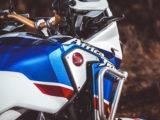Honda Africa Twin Adventure Sports 2018 pruebaMBK 129
