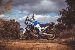 Honda Africa Twin Adventure Sports 2018 pruebaMBK 130