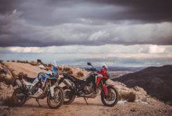 Honda Africa Twin Adventure Sports 2018 pruebaMBK 131
