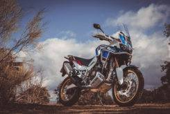 Honda Africa Twin Adventure Sports 2018 pruebaMBK 134