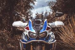 Honda Africa Twin Adventure Sports 2018 pruebaMBK 136