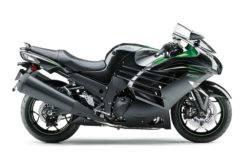 Kawasaki ZZR1400 2018 13