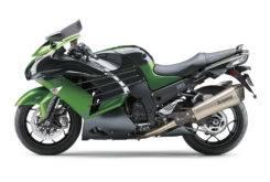 Kawasaki ZZR1400 Performance Sport 2018 12