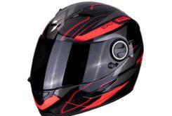 MBKScorpion exo 490 nova black red