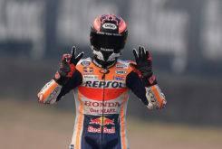 Marc Marquez cumple Test Tailandia MotoGP 2018