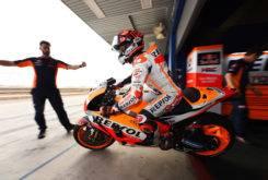 Marc Marquez Test Tailandia Buriram MotoGP 2018
