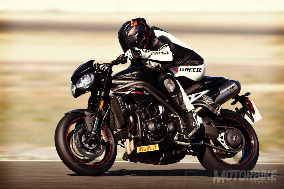 prueba triumph speed triple rs 2018 motorbike magazine. Black Bedroom Furniture Sets. Home Design Ideas