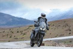 Prueba Triumph Tiger 800 XCa 2018 On Road 2
