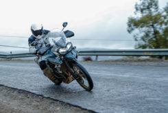 Prueba Triumph Tiger 800 XCa 2018 On Road 9