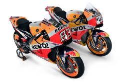 Repsol Honda Team MotoGP 2018 imagenes 10