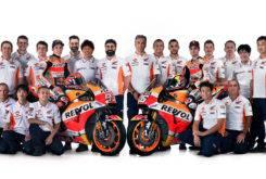 Repsol Honda Team MotoGP 2018 imagenes 11