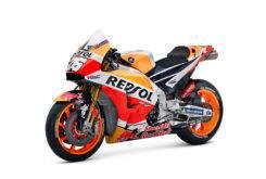 Repsol Honda Team MotoGP 2018 imagenes 13