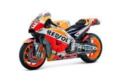 Repsol Honda Team MotoGP 2018 imagenes 18
