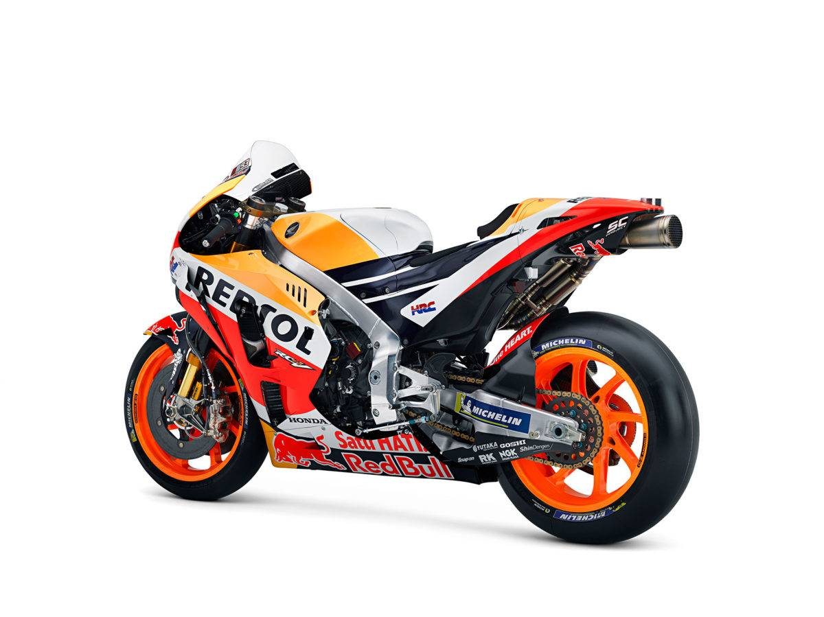 presentaci n repsol honda motogp 2018 en yakarta con m rquez y pedrosa. Black Bedroom Furniture Sets. Home Design Ideas