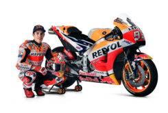 Repsol Honda Team MotoGP 2018 imagenes 34