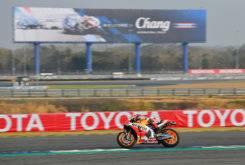Test Tailandia MotoGP 2018 Buriram fotos 24