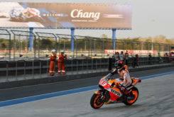 Test Tailandia MotoGP 2018 Buriram fotos 4